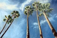 Palmiers cinq