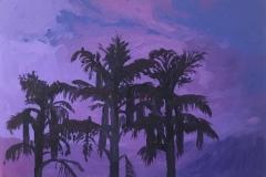 Palmiers croquis 1