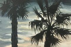 Palmiers croquis 2