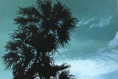 Palmiers croquis 5